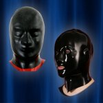 Heavy rubber masks Latex