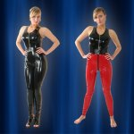 Trousers Latex