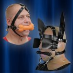 Head harness/Gags