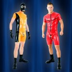 Short Suits Latex