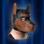 Masks leather