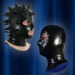 Masks with zip Latex