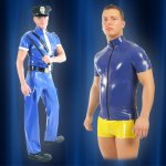 Shirts/Blusen Latex