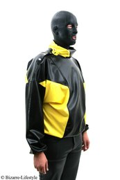 Latex Trainingsjacke