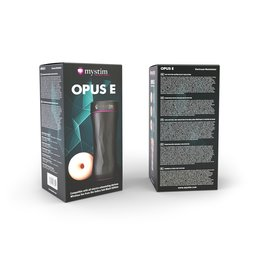 Mystim Opus Electric Mastrubator Donut Version