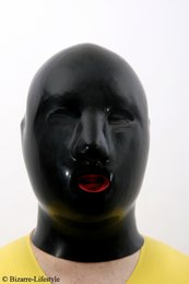 Anatomical mask 1.5mm with mouth lining Made in Germany