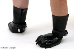 Latex Puppy Paws, Different Designs *Exclusiv by Bizarre-Lifestyle*