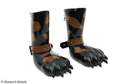 Latex Doggy Paws, Different Designs *Exclusiv by Bizarre-Lifestyle*