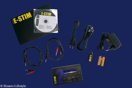 Digital Electro-stimulation 2B Pro Pack from E-Stim