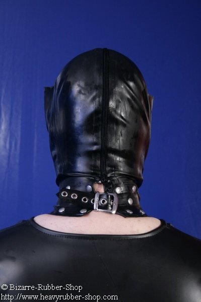 Hood with front RV - Bizarre-Rubber-Shop (Latex, Rubber