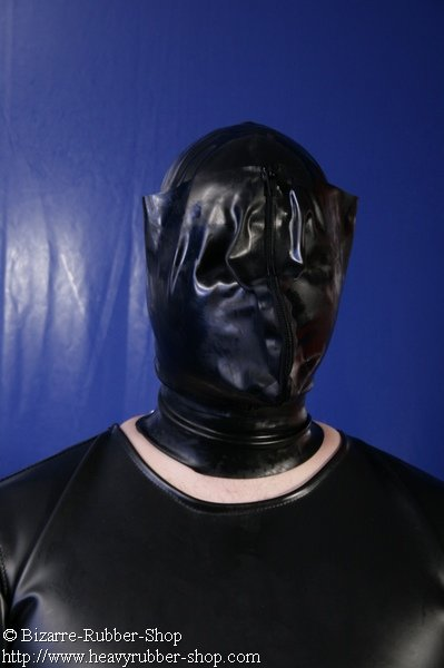 Hood With Front Rv Bizarre Rubber Shop Latex Rubber