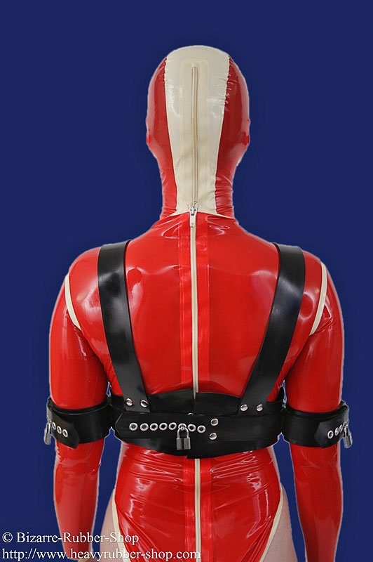 Sub-chest Bond Harness With Strap