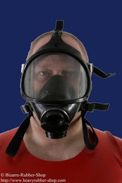 French panoramic gas mask Fenzy