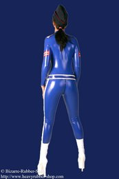 Damen Catsuit Uniform Style 0,35mm